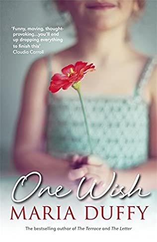 book cover of One Wish
