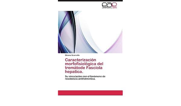 Amazon.com: Caracterización morfofisiológica del tremátode ...
