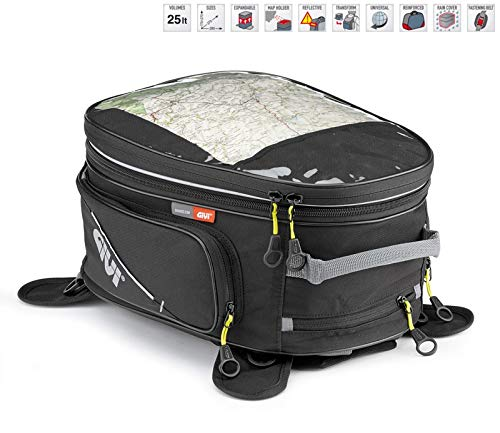 GIVI EA102B 25Ltr Expandable Tank Bag