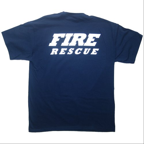 RescueTees Fire Rescue Duty T Shirt product image