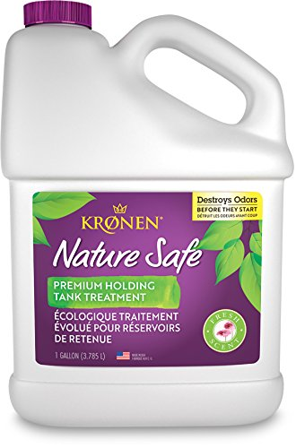 Kronen KHT003 Slant Handle Holding Tank Treatment - 128 oz.
