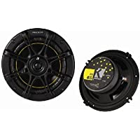 4) NEW KICKER DS65 6.5 200 Watt 4-Ohm 2-Way DS Series Car Audio Speakers 11DS65