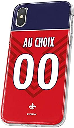 MYCASEFC Coque Lille Personnalisable Foot PERSONNALISÉE (Wiko ...