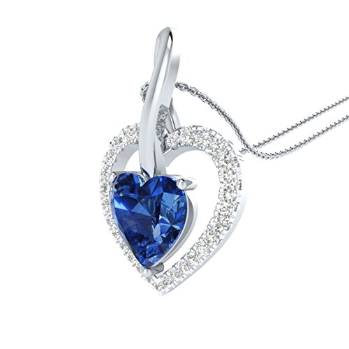 certified-1-4-cttw-diamond-simulated-blue-sapphire-heart-pendant-necklace-in-sterling-silver-18