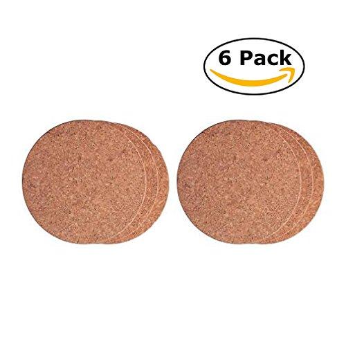 Ikea Cork Trivet 870.777.00, Pack of 6
