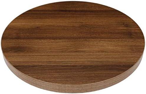 Bolero gr327 tablero de la mesa, 48 mm, 600 mm, redonda, (madera ...