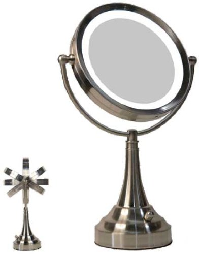 Zadro Led Lighted Vanity Table Mirror - 4