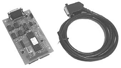 Valcom V-2927 V-2927 Clock Control Card Black