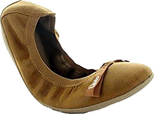 Les P'tites Bombes - Bailarinas para mujer marrón