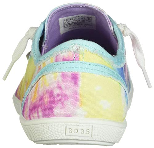 Skechers womens Bobs B Cute Sneaker, Pink/Multi, 9 US