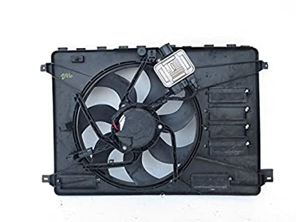 41luxiGfVcL._SX425_ amazon com 2008 2012 land rover lr2 radiator cooling fan lr026078