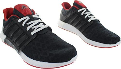 adidas - Zapatillas de running de competición hombre , color Negro, talla 42 2/3 EU