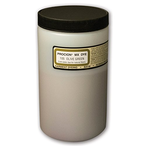 Procion Mx Dye Olive Green 1 Lb