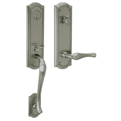 - Baldwin Hardware 85337.151.LENT Handle Set