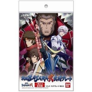 TVアニメ「戦国BASARA 弐」 武将プレート パック BOX