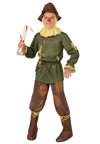 Costumes For Haloween - Wizard of Oz Halloween Sensations Scarecrow Costume, Large (75th Anniversary Edition)
