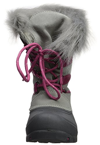 Northside Snow Drop II Unisex-Kinder Light Gray/Fuchsia