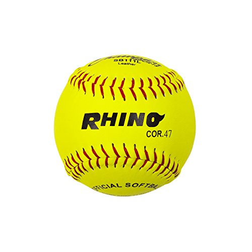 Champion Sports Leather Softball Pack