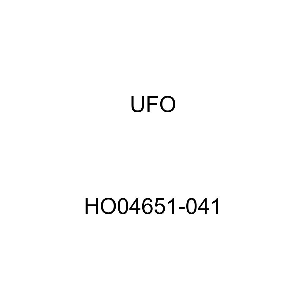 UFO HO04651-041 Replacement Plastic (FOR HONDA PANELS SIDE CRF230 WHITE)
