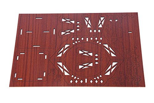 3d eiffel tower puzzle instructions