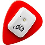 AirJamz App-Enabled Bluetooth Music Toy, Electric Air Guitar and more for your iOS or Android Mobile Phone or Tablet, Red, Powered by Zivix