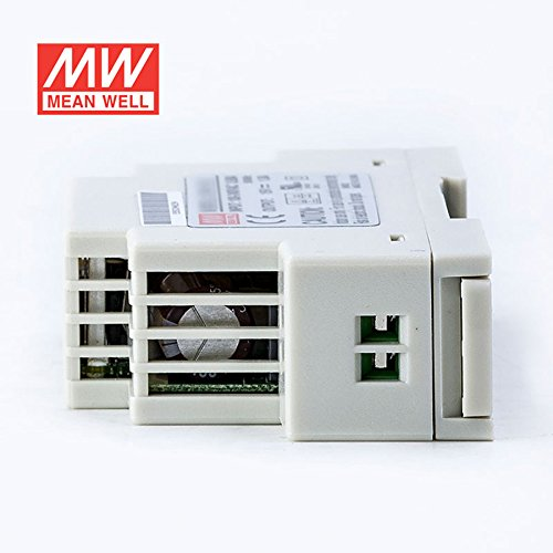 MEAN WELL DR-15-5 Power Supply 15W 5V 2.4A Constant Current Low No-load Loss by MEAN WELL (Image #3)