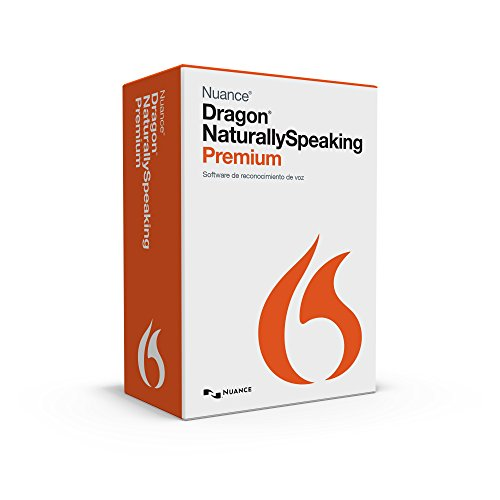 NUANCE Dragon NaturallySpeaking Premium 13.0 Spanish