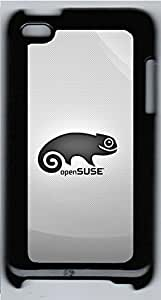 iPod 4 Cases & Covers - Opensuse PC Custom Soft Case Cover Protector for iPod 4 - Black