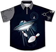 ScudoPro UFO Bowling Jersey
