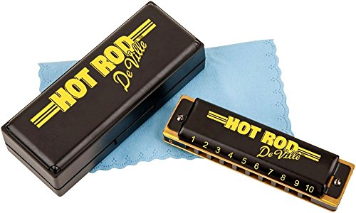 Fender Hot Rod DeVille Harmonica - Key of F