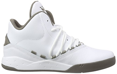 Adulte Morel Blanc Mixte Morel Hautes Wmo Sneakers White Supra Estaban 07qUHIX