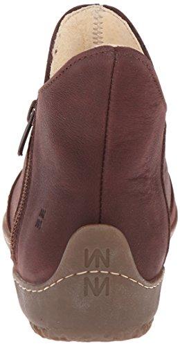El Naturalista ND81 BEE - botas de cuero mujer marrón - marrón
