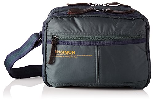 Bensimon Pocket Bag - Borse a tracolla Donna, Vert (Vert Foncé), 7x20x27 cm (W x H x L)