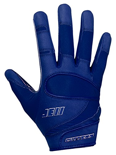 Cutters Gloves, Navy, X-Large (Grip Cutter)