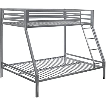 your zone premium bunk bedsilver