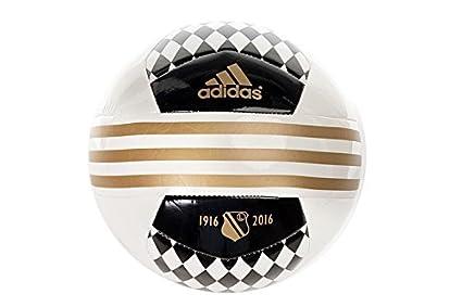 adidas balón de LW - Blanco/Negro/drfogo, Color, tamaño 5: Amazon ...