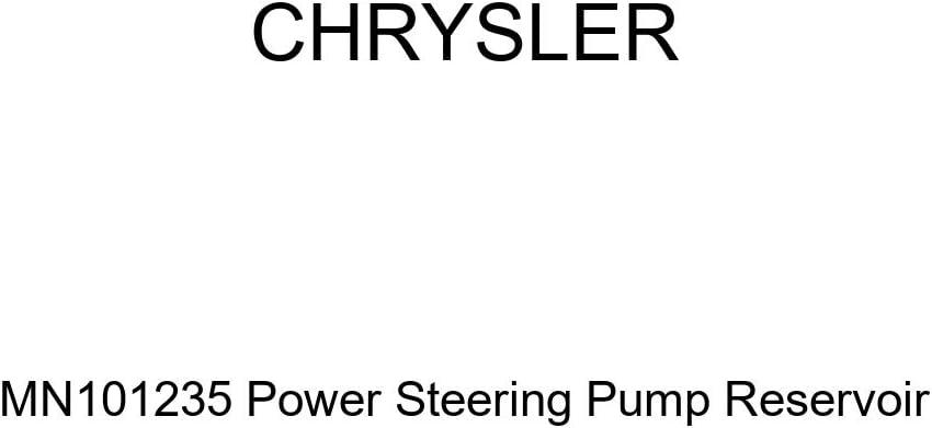 Genuine Chrysler MN101235 Power Steering Pump Reservoir