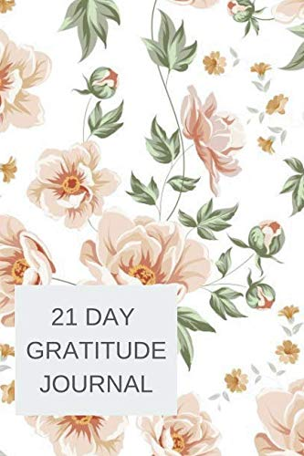 21 Day Gratitude Journal