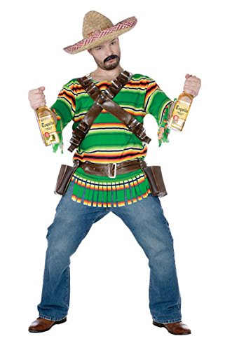 Fiesta Tequila Pop 'N' Dude Adult Standard Halloween Costume