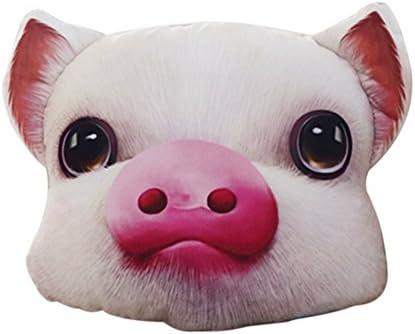 Amazon.com: Funif - Cojín de peluche para mascota, diseño de ...