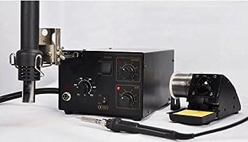GOWE 220 V reparar para estación de soldadura pistola de calor