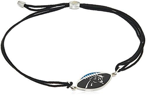 Alex and Ani Kindred Cord, Carolina Panthers, Sterling Silver Bracelet ()