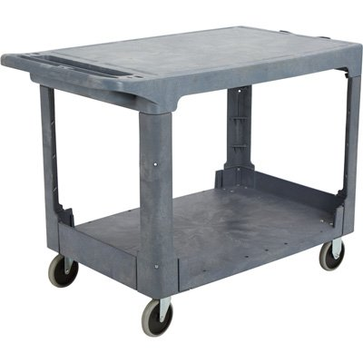 Strongway 500-Lb. Utility Cart - 26in.W x 44in.D x 33in.H by Strongway