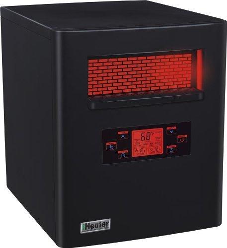 iheater quartz infrared portable heater ih 1000b amazon co uk