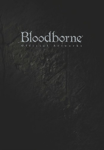 - Bloodborne Official Artworks / design art works Book / Japanese