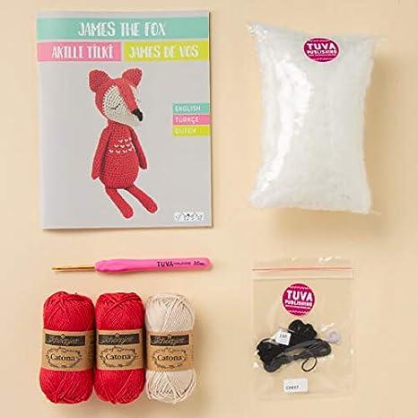 Sweet Crochet Friends: 16 Amigurumi Creations from Khuc Cay: Thi ... | 466x466