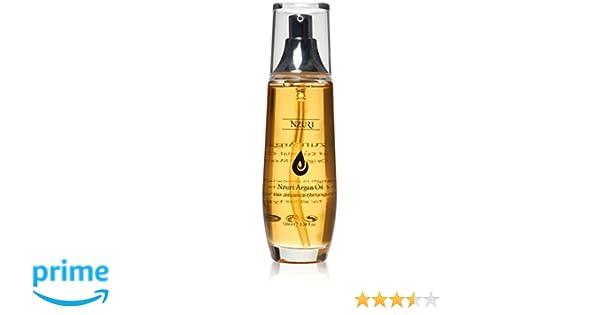 Tratamiento renovador de aceite de argán marroquí que penetra en la piel, producto esencial para todos tipos de cabellos100 ml.: Amazon.es: Belleza