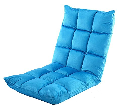 41lv6l3 J2L - Focux-Home-Adjustable-Folding-Lazy-Sofa-Relax-Floor-Chair-Gaming-Chair-Floor-Cushion-Multiangle-Couch-Beds-for-Midday-RestWatching-TV-GamingNap-Blue