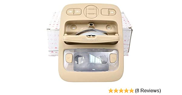 OEM Overhead Console Lamp Entourage Sliding Doors Kia Sedona 928104D060QW