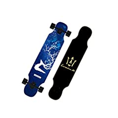 Product Name: Dancing Youth Charm Skateboard       Material: 8 layers of maple       Wheel: 70mm frosted inner buckle       Carrying capacity: 150KG       Suitable for: male / female / children       Bearing: carbon steel bearing      ...